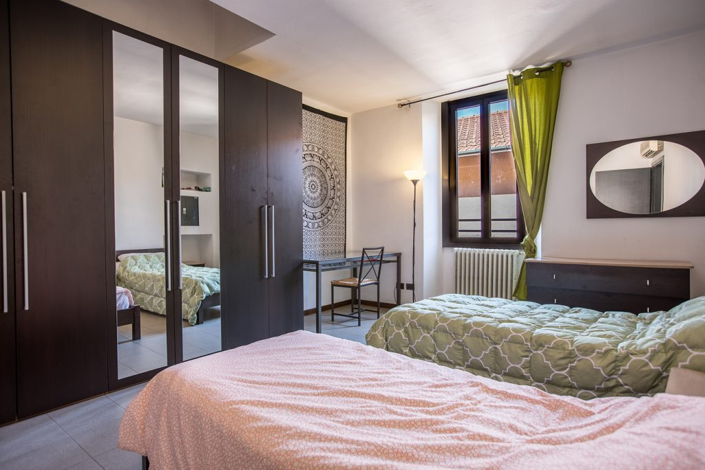 Student Accomodation for rent in double room in Via Gaetano Osculati, 15, 1° floor, in Milano, Italy