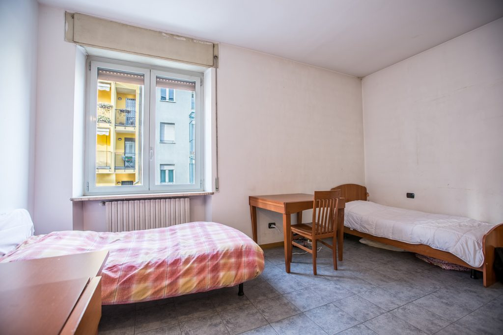 Student Accomodation for rent in double room in Via Monte San Genesio, 21, 1° floor, in Milano, Italy