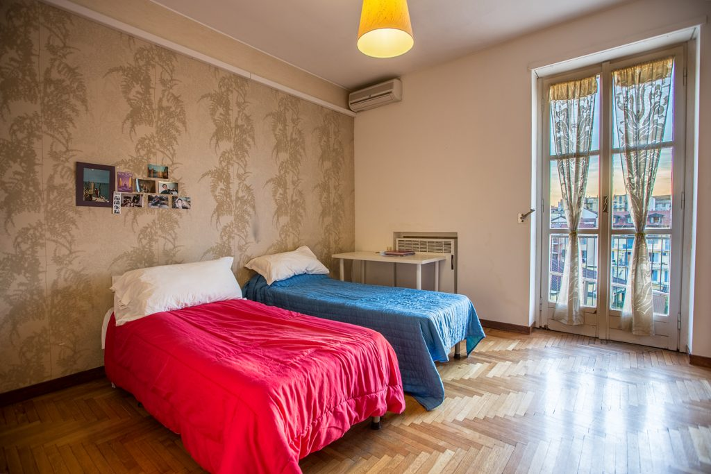 Student Accomodation for rent in double room in Via Melzo, 7, 5° floor, in Milano, Italy