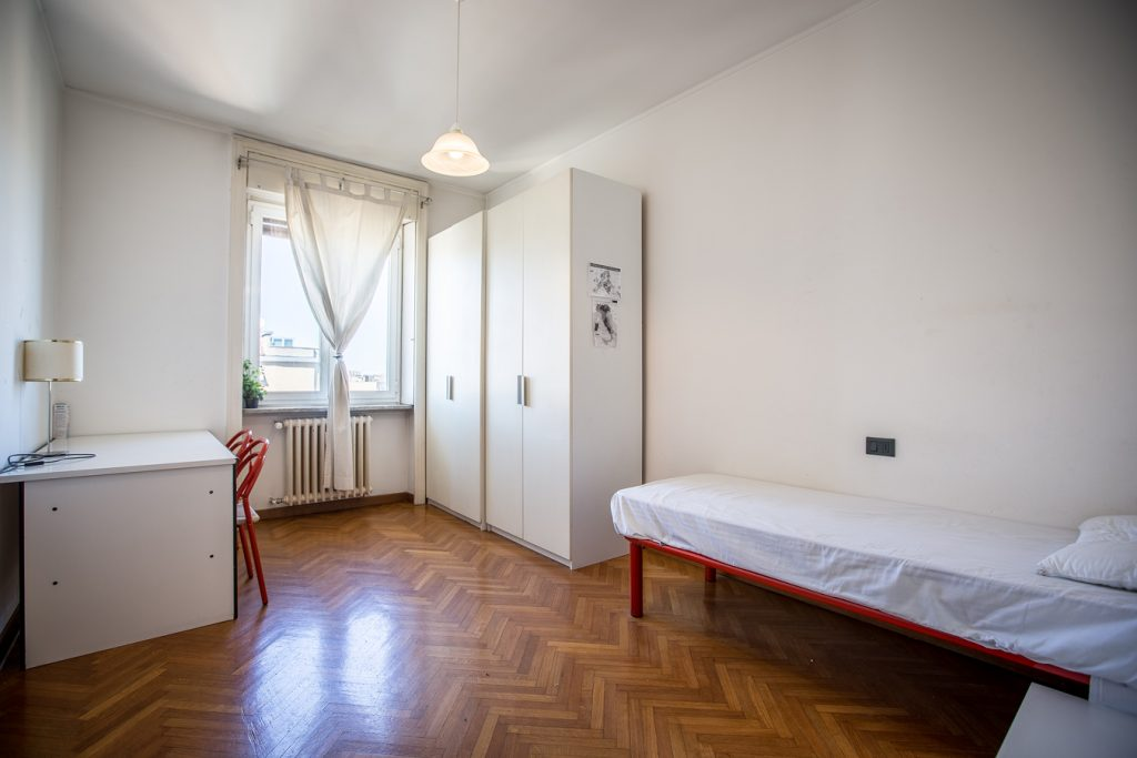 Student Accomodation for rent in single room in Viale Monte Ceneri, 74, 8° floor, in Milano, Italy