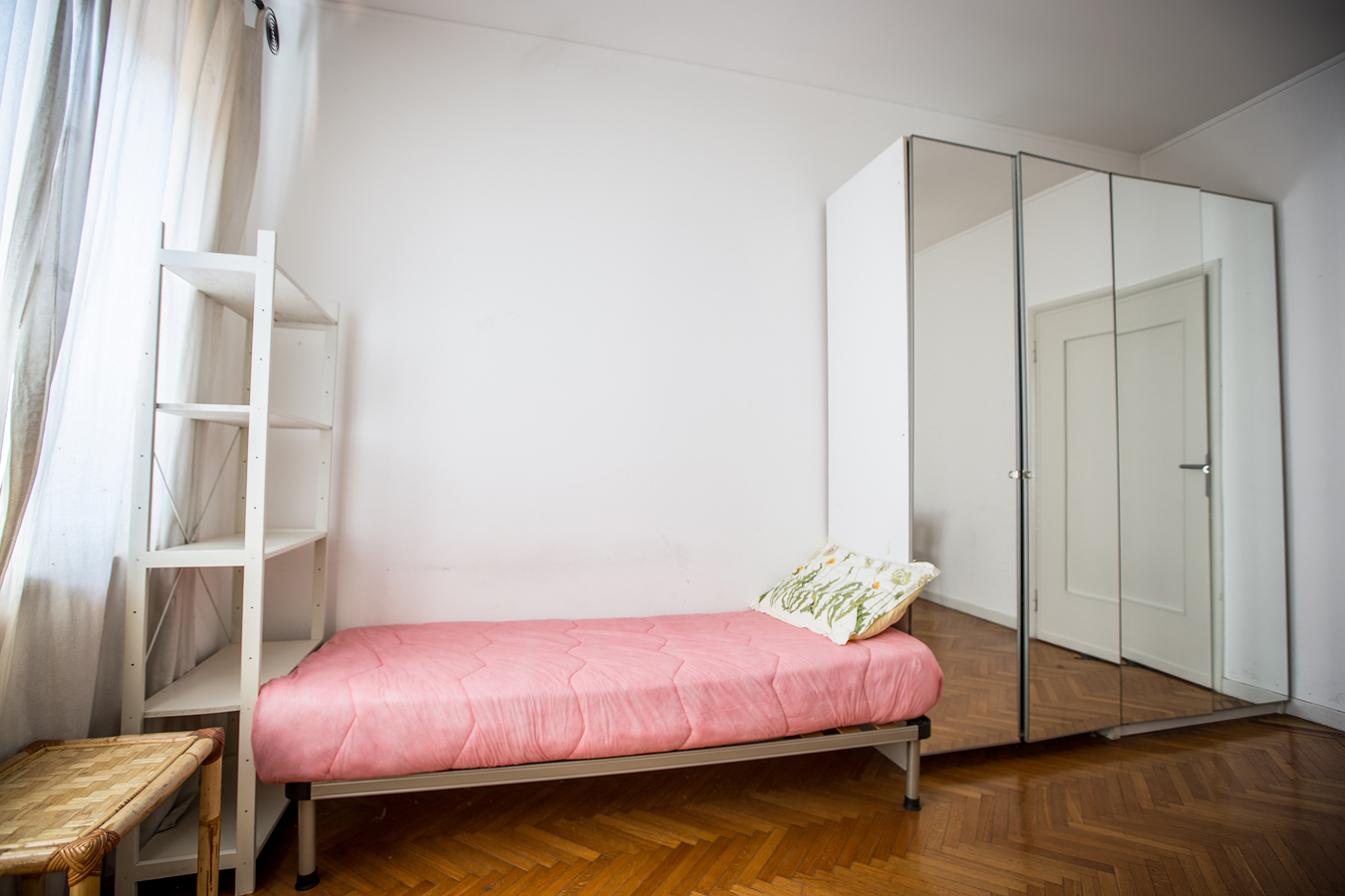 Student Accomodation for rent in double room in Viale Monte Ceneri, 74, in Milano, Italy