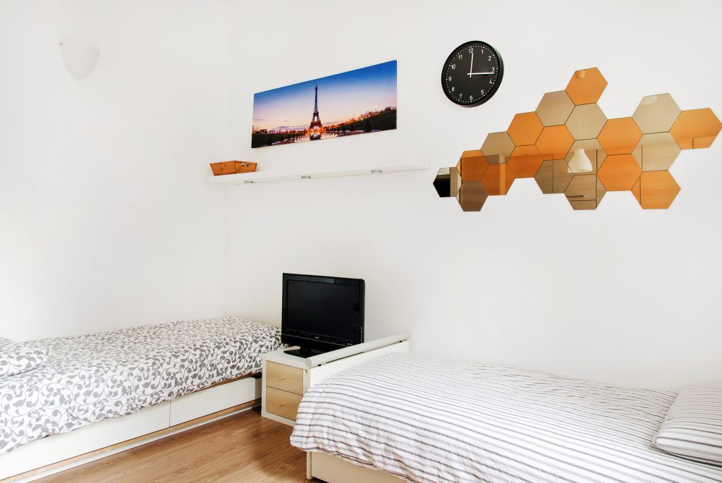 Student Accomodation for rent in double room in Viale Papiniano, 43, 3° floor, in Milano, Italy