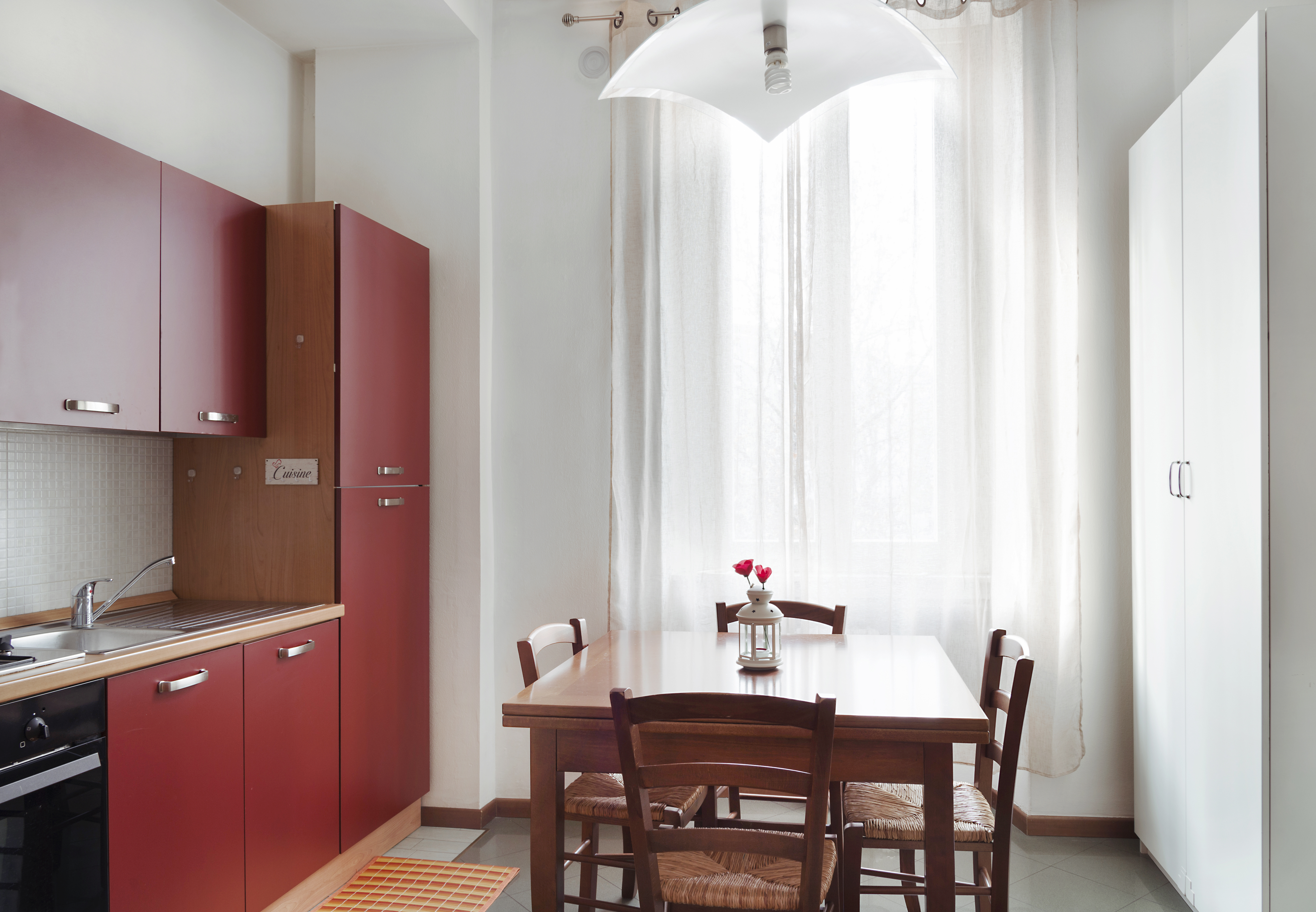 Student Apartment for rent in Viale Papiniano, 43, 2° floor, in Milano, Italy
