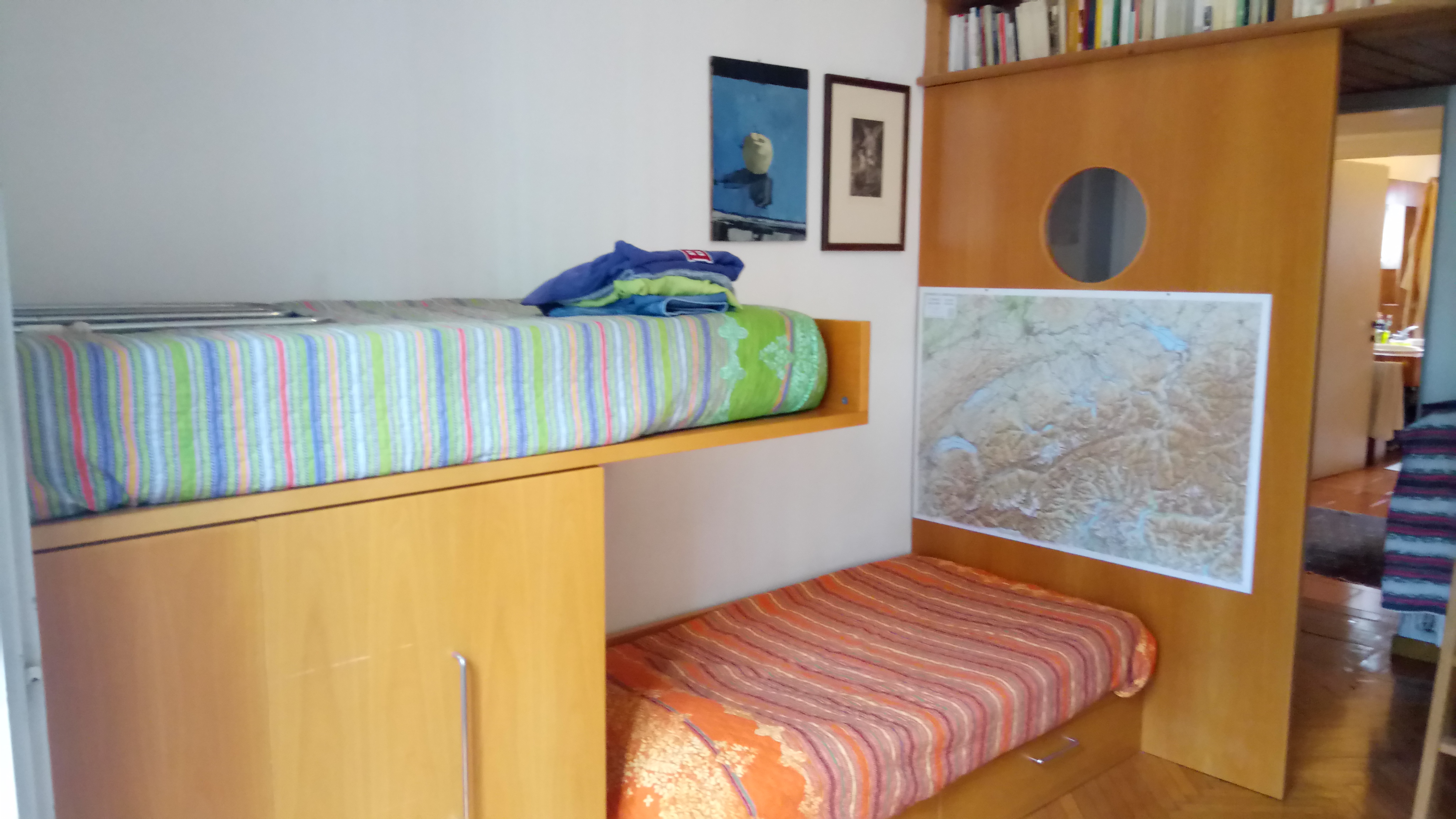 Student Accomodation for rent in triple room in Via Francesco Viganò 8, Milano, in Milano, Italy